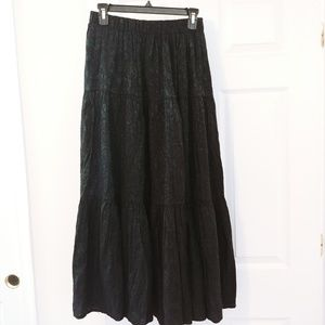 Shelby western skirt one size